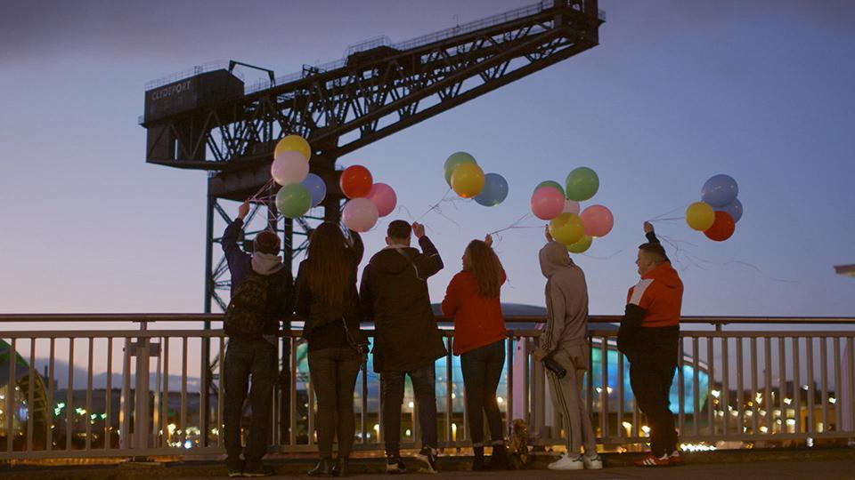 BAFTA nomination for student's mental health film